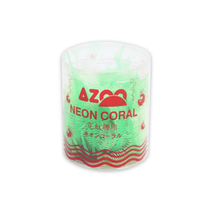 AZOO NEON CORAL - HIJAU