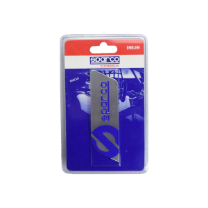SPARCO STIKER EMBLEM MOBIL SPC4202