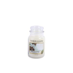 YANKEE SHEA BUTTER CANDLE JAR 623 GR