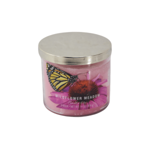 CANDLE LITE WILDFLOWER MEADOW AUTHENTIC LUXURY 396 GR