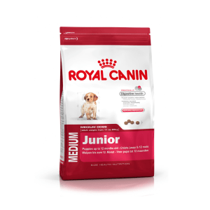 ROYAL CANIN SHN MEDIUM JUNIOR 4 KG MAKANAN ANJING