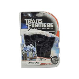 X CAR STICKY PAD - TRANSFORMER AUTOBOTS