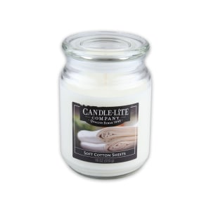 CANDLE LITE SOFT COTTON BLANKET LILIN AROMATERAPI 510 GR