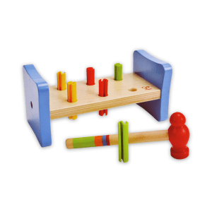 HAPE FIRST POUNDER 8 PCS