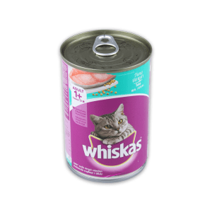 WHISKAS TUNA 400 GR