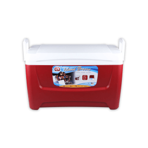 IGLOO COOLER ISLAND BREEZE 45 LTR - MERAH