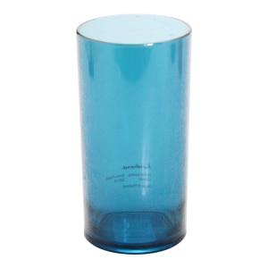 KRISHOME GELAS PLASTIK 320 ML - BIRU
