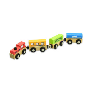 HAPE MAGNETIC CLASSIC TRAIN