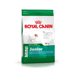 ROYAL CANIN SHN MINI JUNIOR 4 KG MAKANAN ANJING