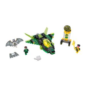 LEGO SUPER HERO - GREENLANTERN VS SINESTRO