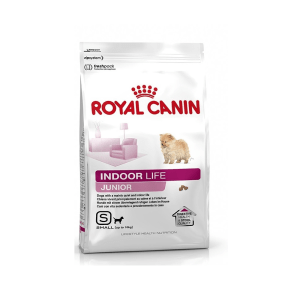 ROYAL CANIN LHN INDOOR LIFE JUNIOR 1.5 KG MAKANAN ANJING