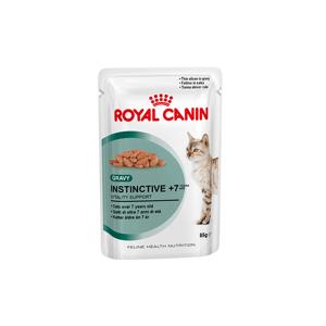 ROYAL CANIN INSTINCTIVE +7 GRAVY 85 GR MAKANAN KUCING