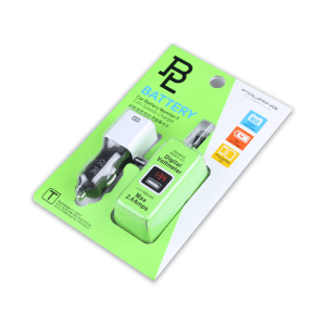 FOURING USB CHARGER MOBIL 2.4 A
