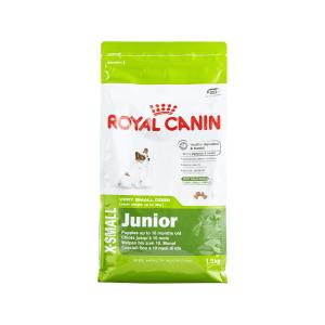 ROYAL CANIN SHN XSMALL JUNIOR 1.5 KG MAKANAN ANJING