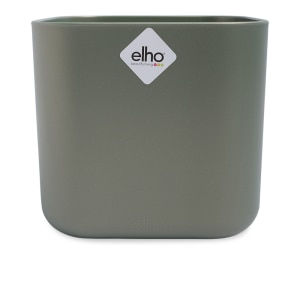ELHO B.FOR SOFT SQUARE POT TANAMAN 18 CM - HIJAU