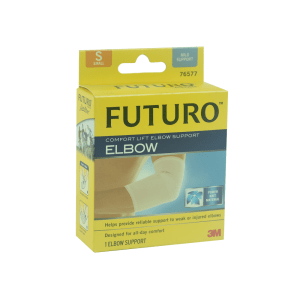 FUTURO COMFORT LIFT ELBOW SUPPORT UKURAN S