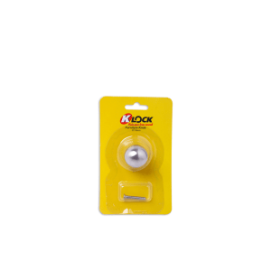 K-LOCK KNOB LEMARI BULAT 20X32MM
