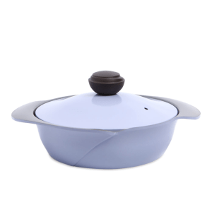 CHEF TOPF LOW CASSEROLE 24CM - UNGU