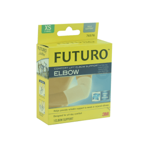 FUTURO COMFORT LIFT ELBOW SUPPORT UKURAN XS