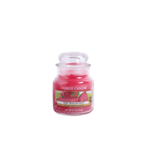 YANKEE PINK DRAGON FRUIT CANDLE JAR 104 GR