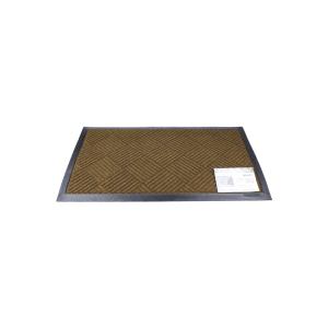 KRISBOW KESET PINTU MASUK MOTIF DIAMOND 45X75 CM - COKELAT