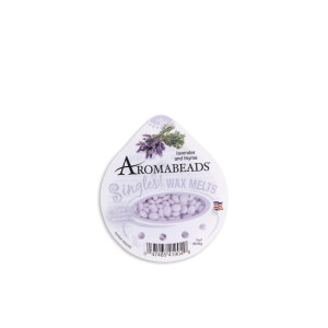 AROMABEADS LILIN AROMATERAPI LAVENDER & THYME