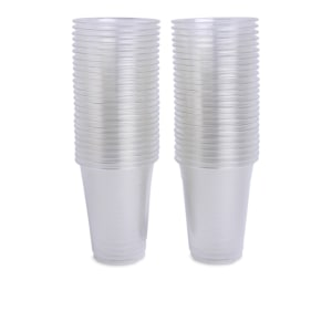 KRISHOME GELAS PLASTIK 473 ML - 50PCS