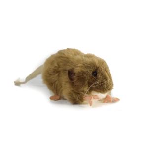HANSA FAT RAT 12CM - COKELAT