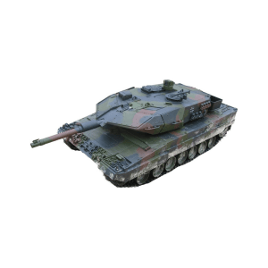HOBBY ENGINE REMOTE CONTROL TANK LEOPARD 2A5 0707