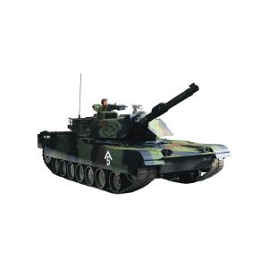 HOBBY ENGINE REMOTE CONTROL M1A1 ABRAMS TANK 0811