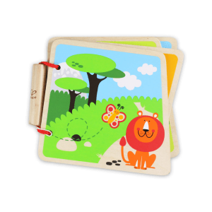 HAPE AT THE ZOO BABY BOOK