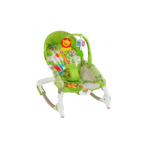 FISHER PRICE NEWBORN-TODDLER PORTABLE ROCKER