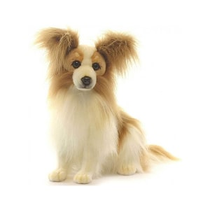 HANSA DOMESTIC DOG PAPILLON 41 CM