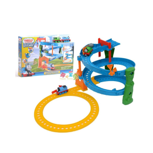 THOMAS AND FRIENDS - SET THOMAS AND PERCY RACEWAY