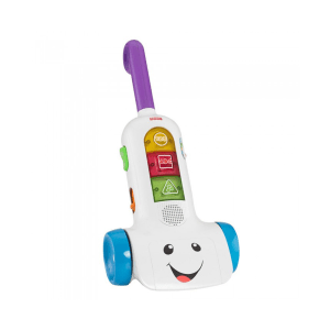 FISHER PRICE LEARNING SMART STAGE VACUUM