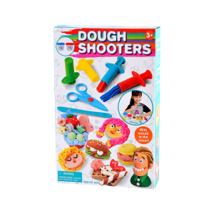 PLAYGO DOUGH SHOOTERS