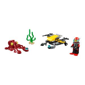 LEGO CITY - DEEP SEA SCUBA SCOOTER
