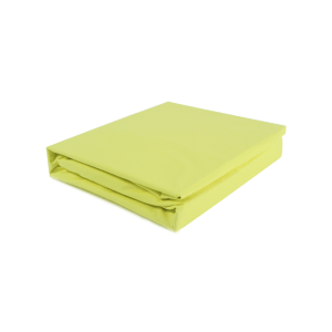 SEPRAI FITTED SHEET 180X200+35CM - KUNING MUDA
