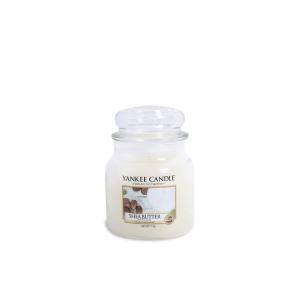 YANKEE SHEA BUTTER CANDLE JAR 411 GR