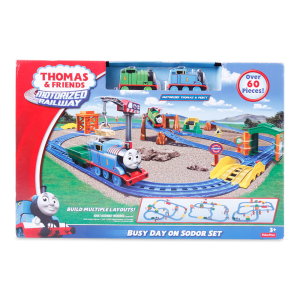 THOMAS AND FRIENDS BUSY DAY ON SODOR