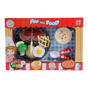 EMCO LIL CHEFZ FOOD BOX