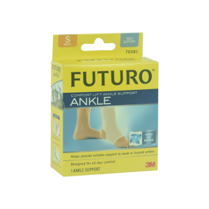 FUTURO COMFORT LIFT ANKLE SUPPORT UKURAN S