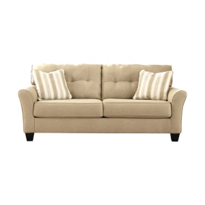 ASHLEY LARYN SOFA 2 DUDUKAN 51902 - KHAKI