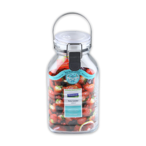 GLASSLOCK RETRO CANISTER 2 LTR