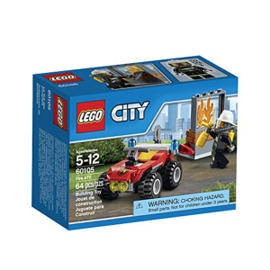 LEGO FIRE ATV - 60105