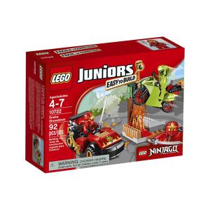 LEGO JUNIORS SNAKE SHOWDOWN 10722