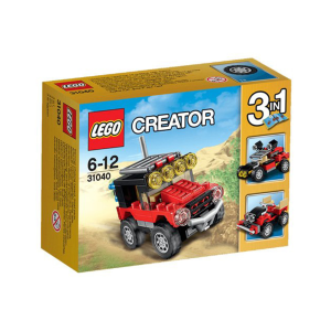 LEGO CREATOR DESERT RACERS