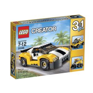 LEGO CREATOR 3IN1 FAST CAR 31046