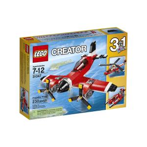 LEGO CREATOR 3IN1 PROPELLER PLANE 31047