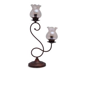 EGLARE LAMPU MEJA ANTIQUE CHAMPAGNE